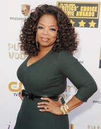 Oprah Winfrey self made richest