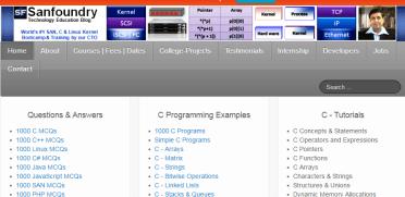 sanfoundry learn java programming