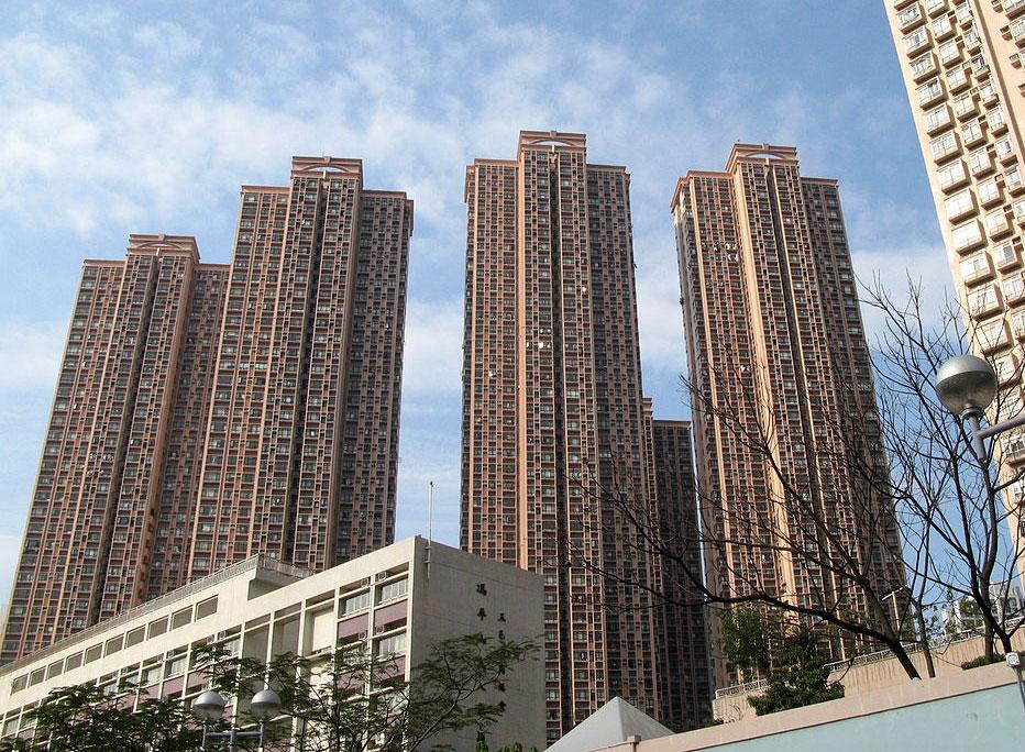 新港城   SUNSHINE CITY – 由恆地發展的香港馬鞍山分層屋苑項目   覓至房