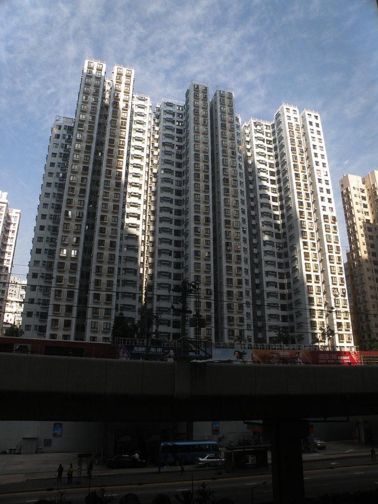 裕民中心 | YU MAN CENTRE – 由長實發展的香港觀塘住宅項目 | 覓至房