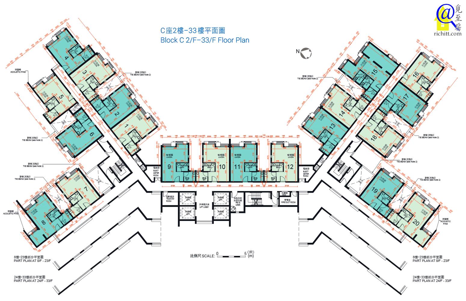 屏欣苑 | Ping Yan Court – 由房委發展的香港屏山居屋項目 | 覓至房