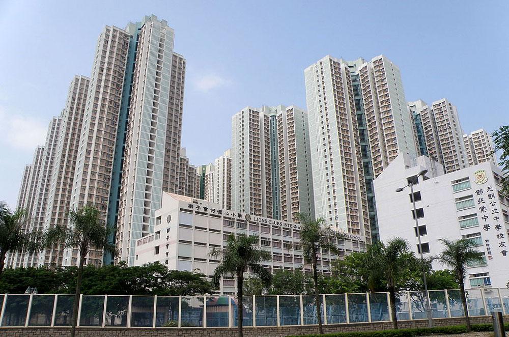 天盛苑   TIN SHING COURT – 由房委發展的香港天水圍居屋項目   覓至房