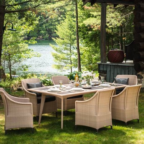 dedon summerland modern outdoor