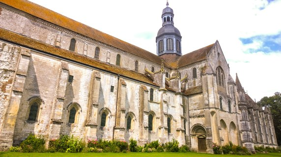St Germer Abbey