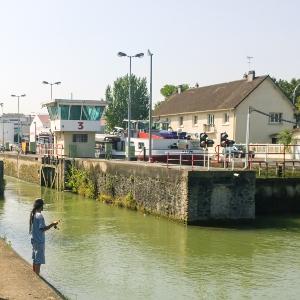 Canal de Saint Denis