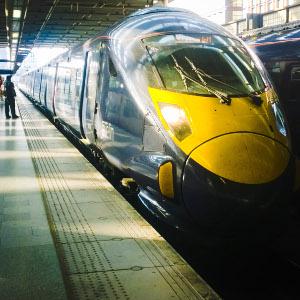 Fast train Home