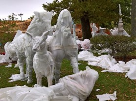 Shrink Wrapped Animals