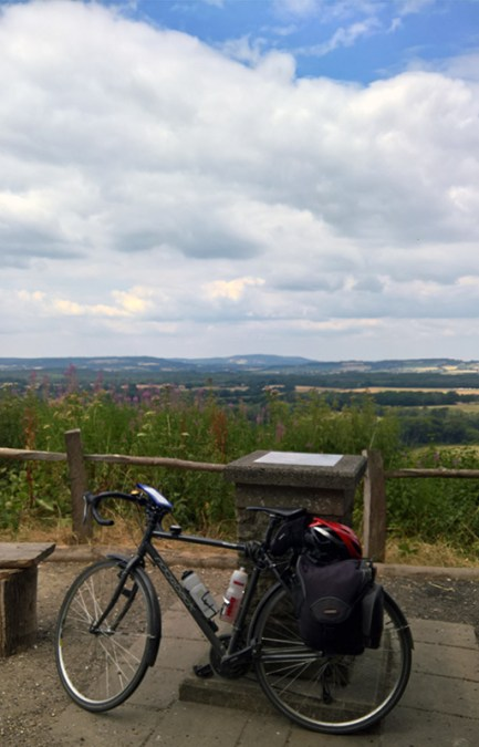 Duncton Hill Viewpoint