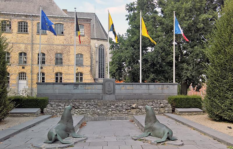 War Memorial Seals