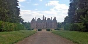 Chateau de Havrincourt