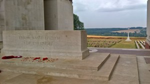 Thiepval Memorial and Cemetery