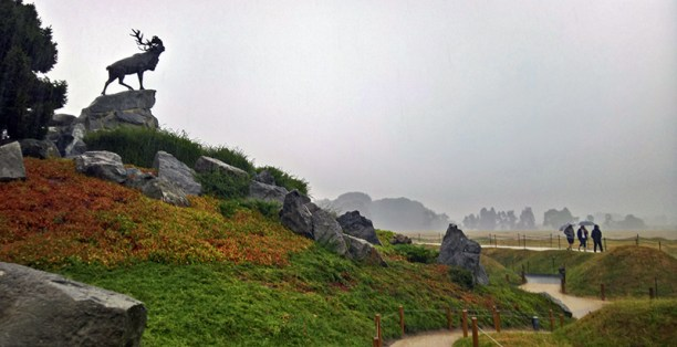 Newfoundland Caribou Memorial