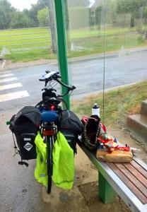 Lunch break at Warluzel