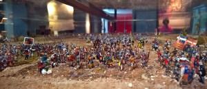 Agincourt in Miniature