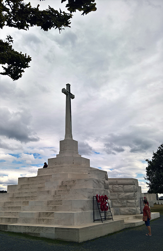 Tyne Cot Great Cross
