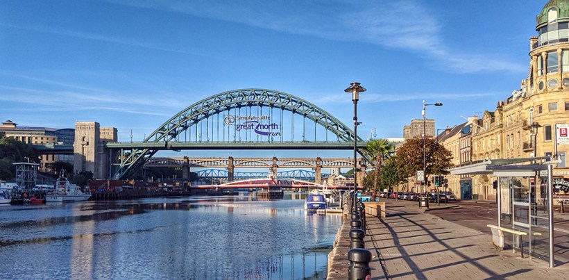 See you in a Few Days, Newcastle