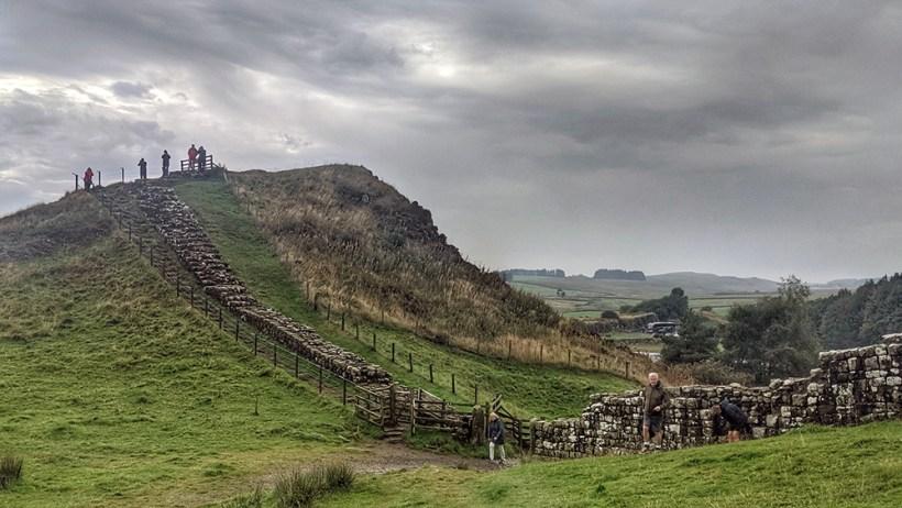 Cawfields Gap