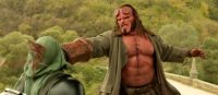 'Hellboy' R-Rated Sizzle Reel Reveals Blood, Gore, Profanity and Lobster Johnson