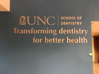 Richmond Dental and Medical visits UNC's School of Dentistry and SHAC Clinic