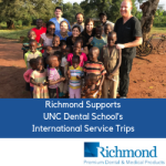 Richmond Supports UNC Dental School's International Service Trips