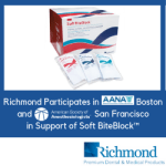 Richmond Participates in AANA Boston and ASA San Francisco in Support of Soft BiteBlock™