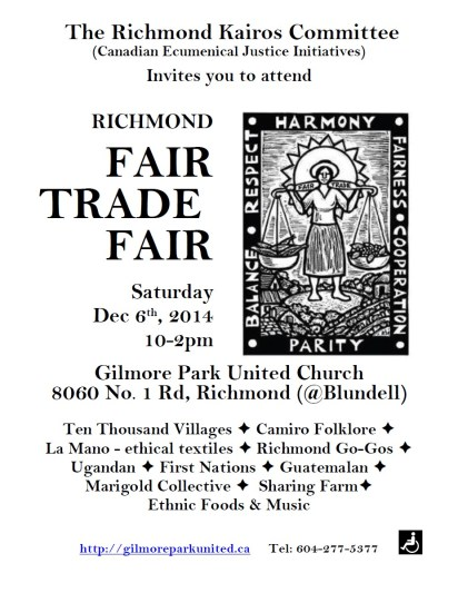 Fair Trade Fair 2014