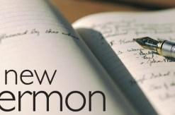 A good sermon can aid effective spiritual development.