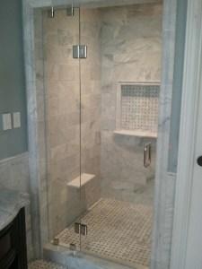 Jefferson Hotel shower door Richmond Va