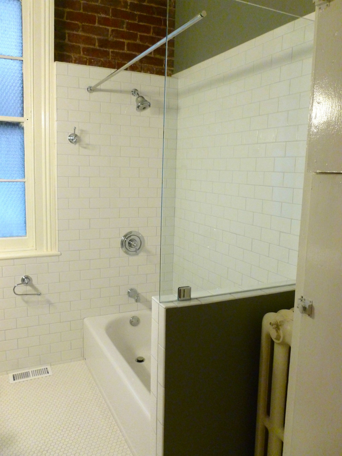 Fan District Shower Door Richmond Va Bath Tub Panel with Shower ...
