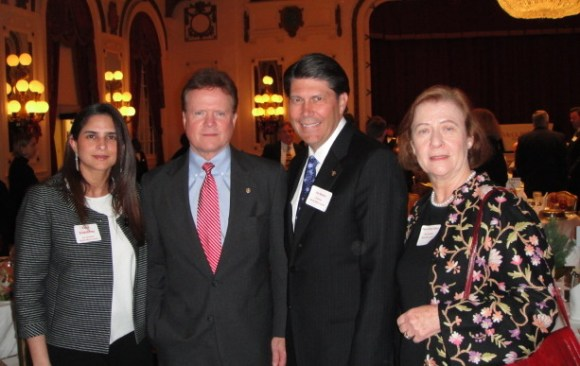 Winter Gala with Jim Webb (12/7/2009)