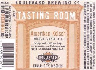 Boulevard - Amerikan Kolsch