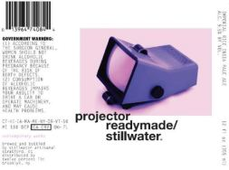 Stillwater - Projector Readymade