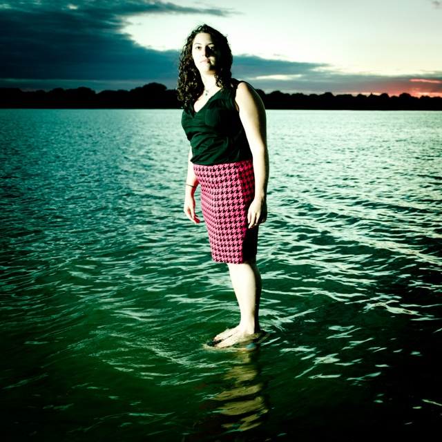 Brie Walking on Water 80001