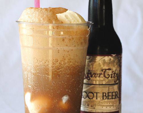 Rich's Ice Cream Catering Root Beer Float Social