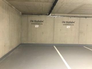 """Acrylbuchstaben """"Die Brotbuben"""""""