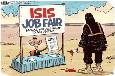 jobs for jihadis