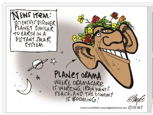 Planet Obama
