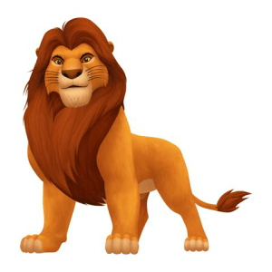 Mufasa, the Lion King