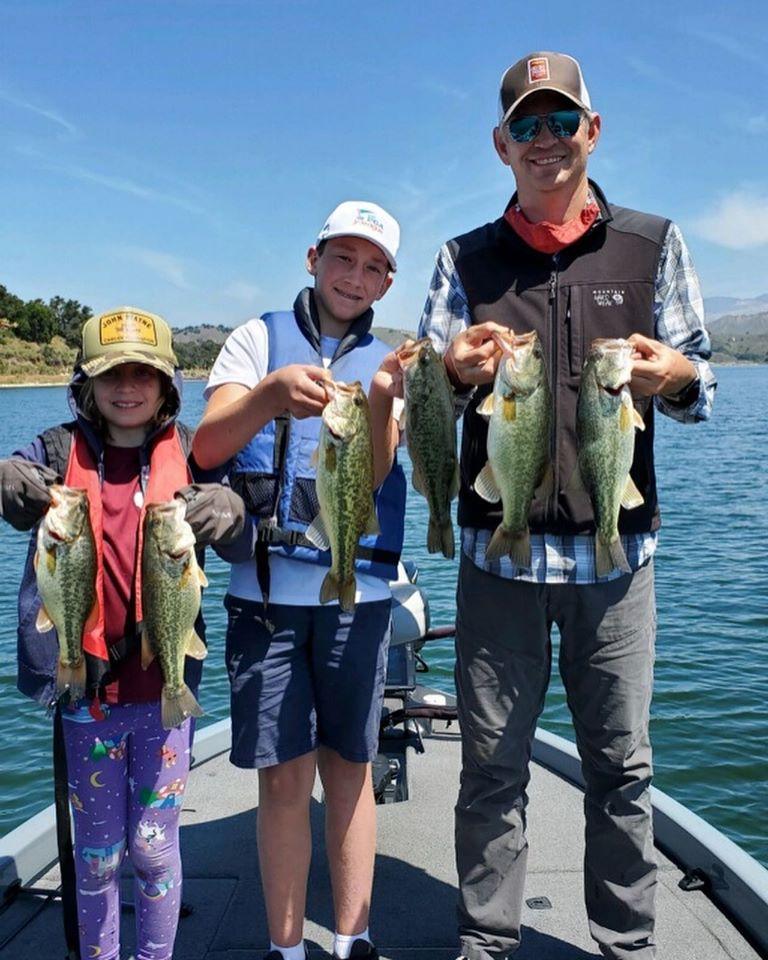 Southern California Bass Fishing Guide's Report 06/19/2020