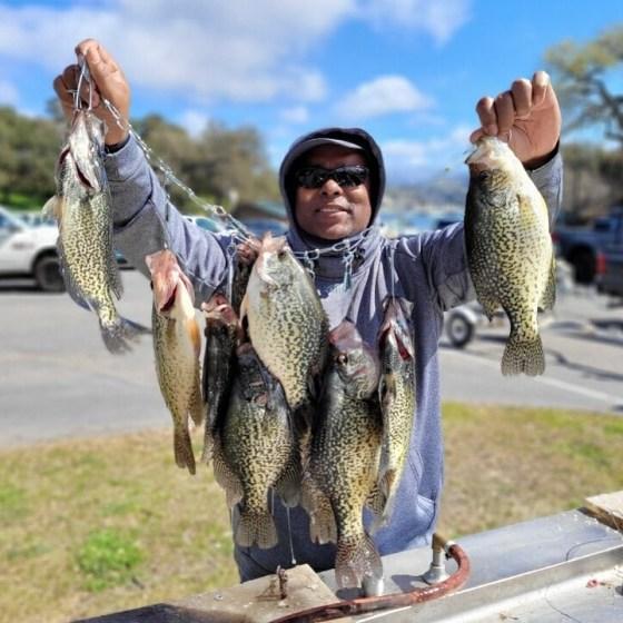 Southern California Bass Fishing Guide's Report 03/08/2021