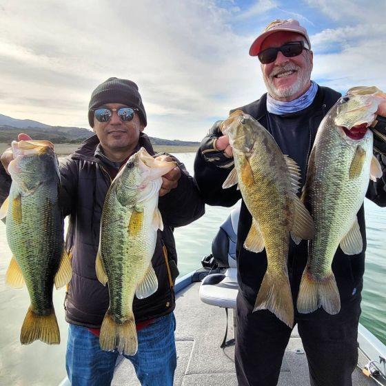 Southern California Bass Fishing Guide's Report 03/18/2021