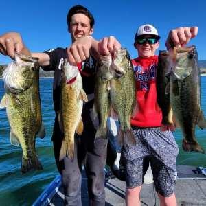 Southern California Bass Fishing Guide's Report 03/24/2021