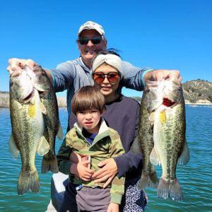 Southern California Bass Fishing Guide's Report 03/28/2021
