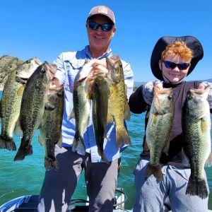 Southern California Bass Fishing Guide's Report 05/03/2021