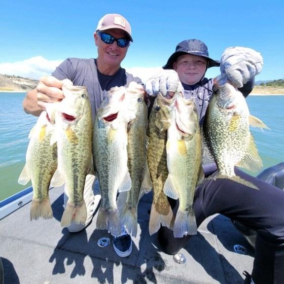 Southern California Bass Fishing Guide's Report 05/21/2021