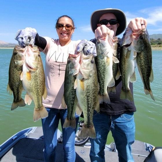 Southern California Bass Fishing Guide's Report 05/20/2021