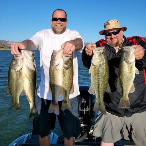 Southern California Bass Fishing Guide's Report 06/11/2021