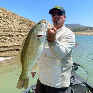 Southern California Bass Fishing Guide's Report 06/30/2021