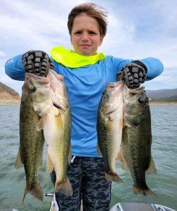 Southern California Bass Fishing Guide's Report 07/22/2021