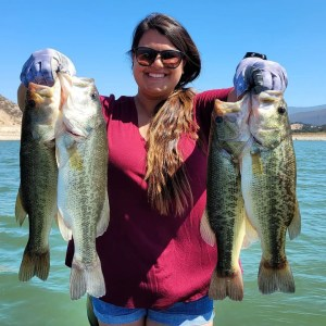 Southern California Fishing Guide's Report 08/29/2021